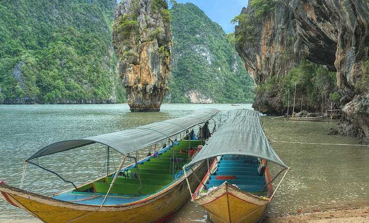 Are you confused? Where to stay in Thailand?